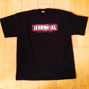 Jerome XL - T-Shirt - Zwart