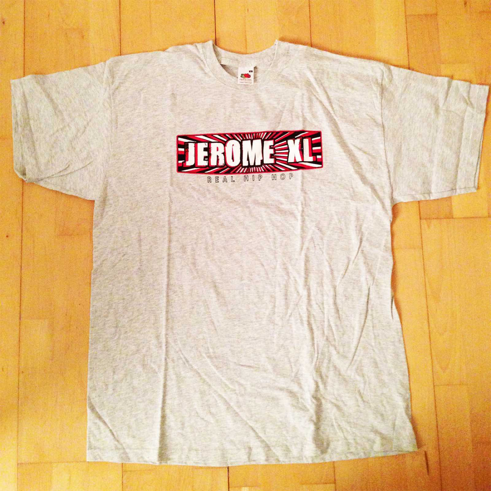 Jerome XL - T-Shirt - Grijs